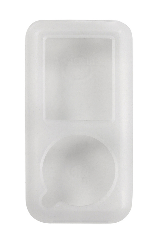 SANDISK Sansa e200 Silicone White Case