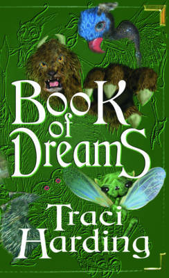 Book of Dreams by Traci Harding image