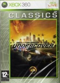 Need for Speed Undercover (Classics) for Xbox 360