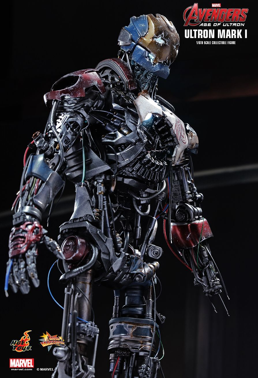 "Ultron (Mark I) - 12"" Articulated Figure image"