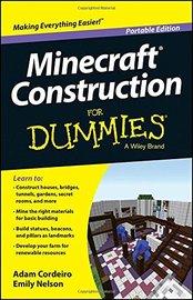 Minecraft Construction For Dummies by Adam Cordeiro
