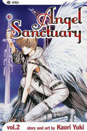 Angel Sanctuary, Vol. 2 by Kaori Yuki image