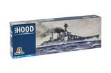 Italeri H.M.S.Hood 1:700 Scale Model Kit