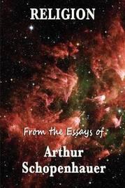 Religion by Arthur Schopenhauer image