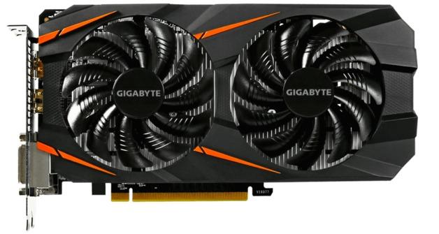 Gigabyte GeForce GTX 1060 6GB OC Graphics Card