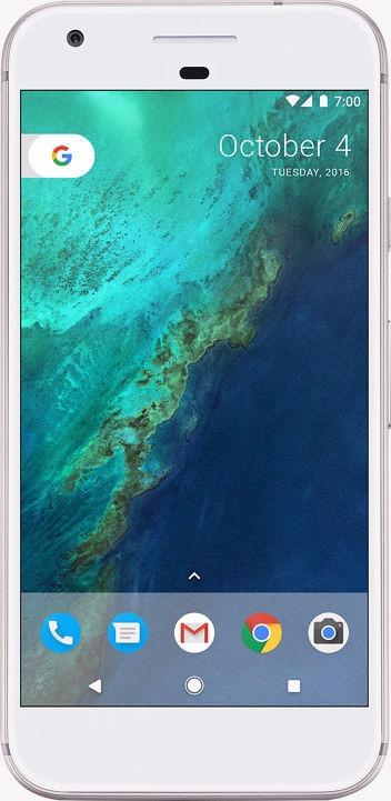 Google Pixel 128GB - Very Silver