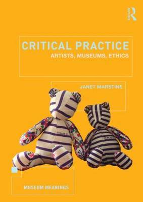 Critical Practice by Janet Marstine image