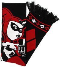 DC Comics: Harley Quinn - Jacquard Scarf