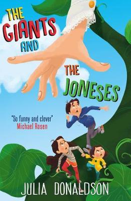The Giants and the Joneses by Julia Donaldson image