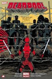 Deadpool By Posehn & Duggan Volume 2 by Brian Posehn