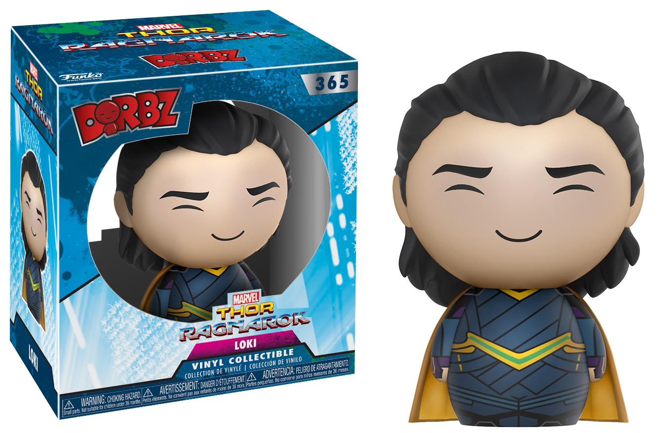 Thor: Ragnarok - Loki Dorbz Vinyl Figure image