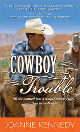 Cowboy Trouble by Joanne Kennedy image