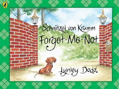 Schnitzel Von Krumm Forget-Me-Not by Lynley Dodd