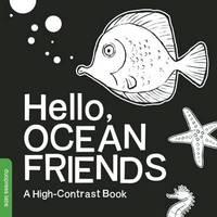 Hello, Ocean Friends by Duopress Labs