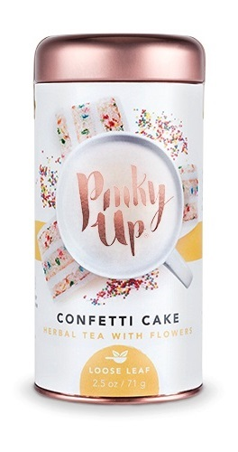 Pinky Up: Confetti Cake - Loose Leaf Tea image