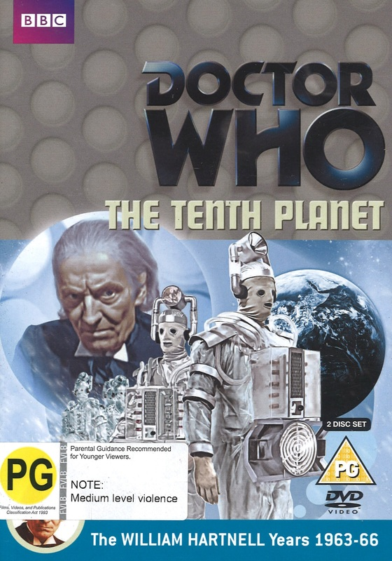 Doctor Who: The Tenth Planet on DVD