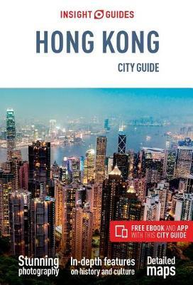 Insight Guides City Guide Hong Kong by Insight Guides