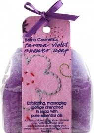 Bomb Cosmetics: Parma Violet Shower Soap (140g)