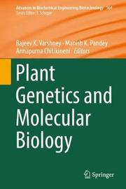 Plant Genetics and Molecular Biology
