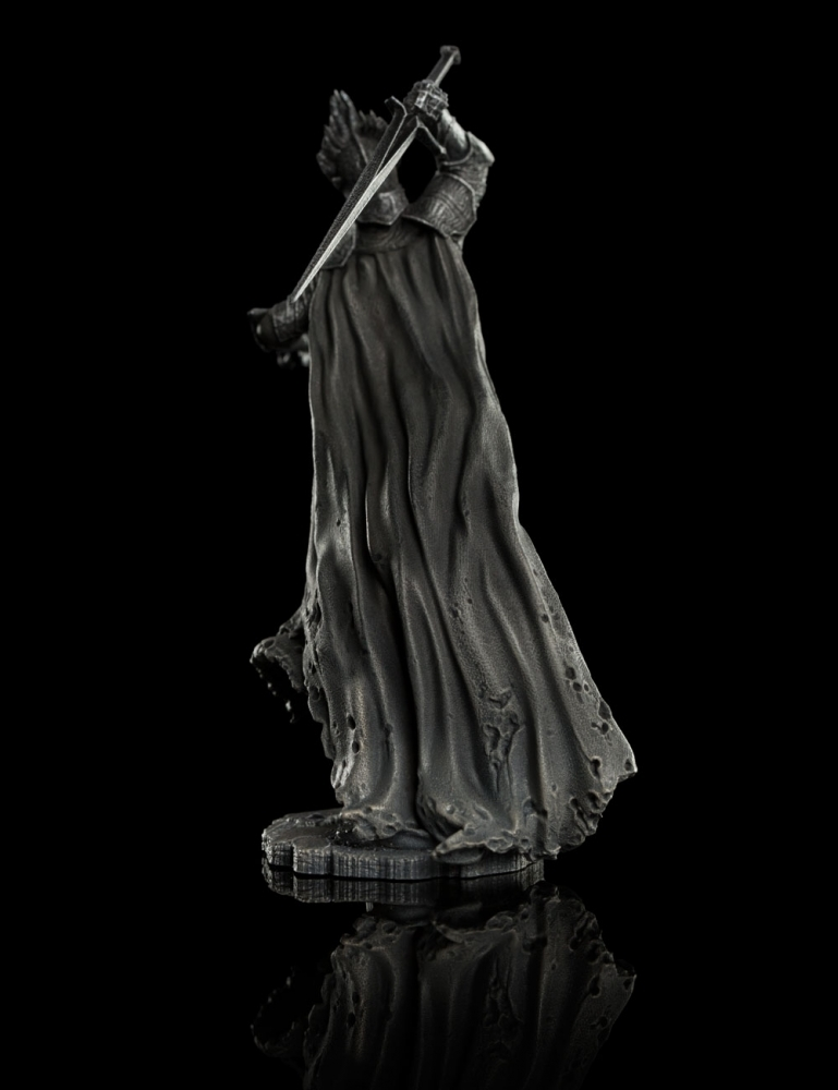 The Hobbit: The Witch-king Of Angmar: Dol Guldur - Environment Statue image