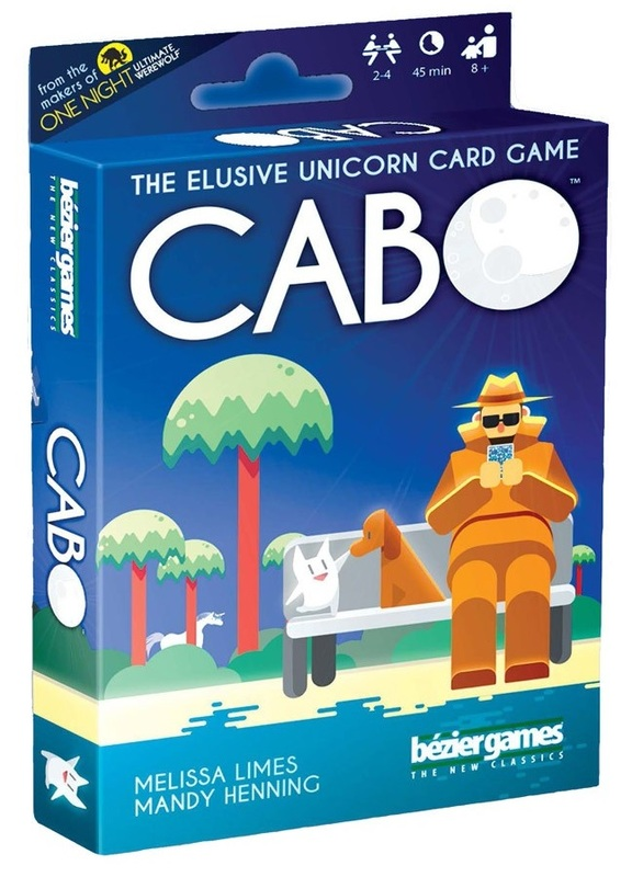 Cabo - Card Game