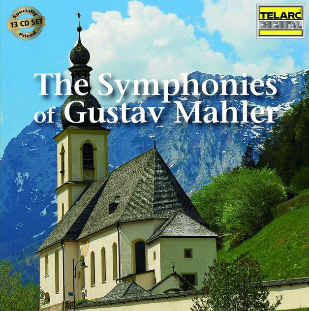Symphonies Of Gustustav Mahle by G. MAHLER