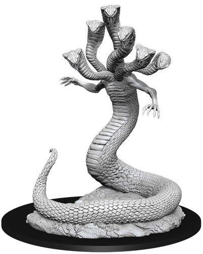 D&D Nolzur's Marvelous: Unpainted Miniatures - Yuan-Ti Anathema