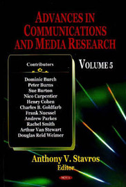 Advances in Communications & Media Research image