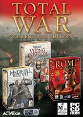 Total War: Collectors Edition for PC Games