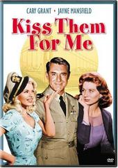 Kiss Them For Me on DVD