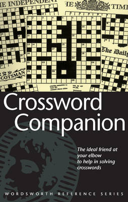 The Crossword Companion by Stephen Curtis image