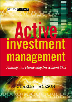 Active Investment Management by Charles Jackson image