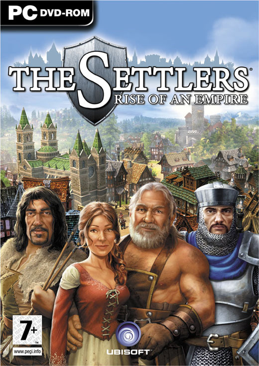 The Settlers: Rise of an Empire for PC Games
