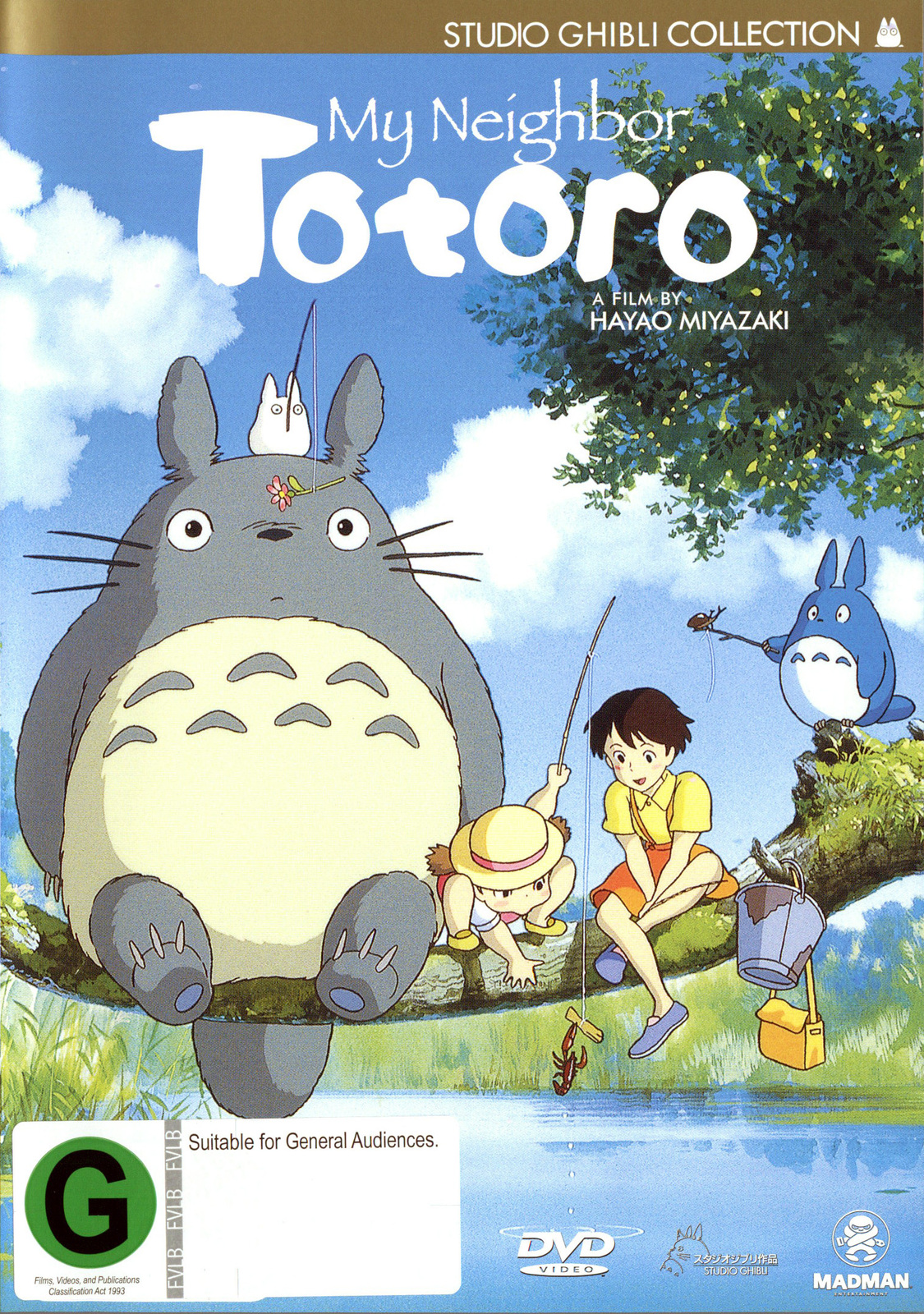 My Neighbor Totoro Dvd In Stock Buy Now At Mighty
