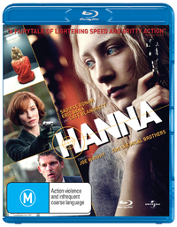 Hanna on Blu-ray image