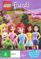 Lego Friends: Friends of the Jungle - Volume 6 on DVD