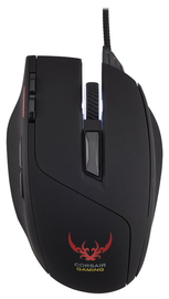 Corsair Sabre RGB LED Gaming Mouse - Laser for