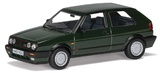 Corgi: 1/43 Volkswagen Golf Mk2 GTI 16V, Oak Green, RHD (UK)