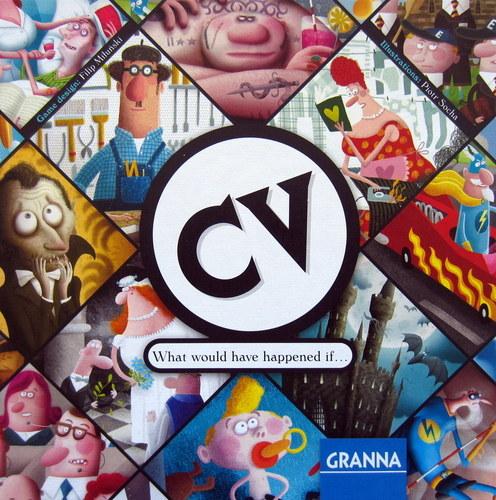 CV - Card Game