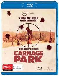 Carnage Park on Blu-ray
