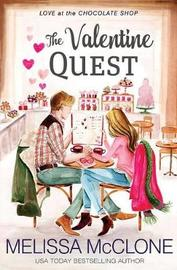 The Valentine Quest by Melissa McClone image