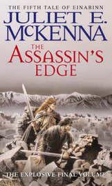 The Assassin's Edge by Juliet E McKenna image