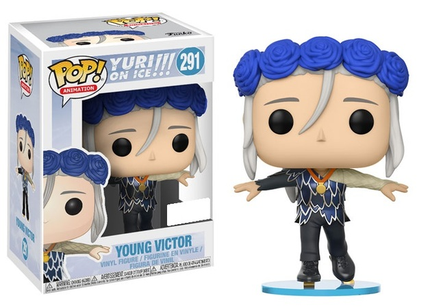 Yuri!!! On Ice – Young Victor Pop! Vinyl Figure