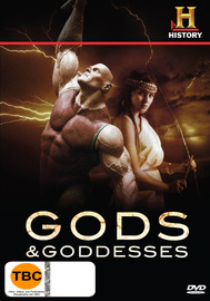 Gods & Goddesses on DVD