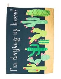 Colourful Cactus - Tea Towel