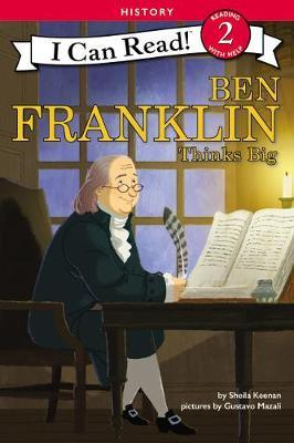 Ben Franklin Thinks Big by Sheila Keenan image