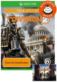Tom Clancy's The Division 2 Gold Edition for Xbox One