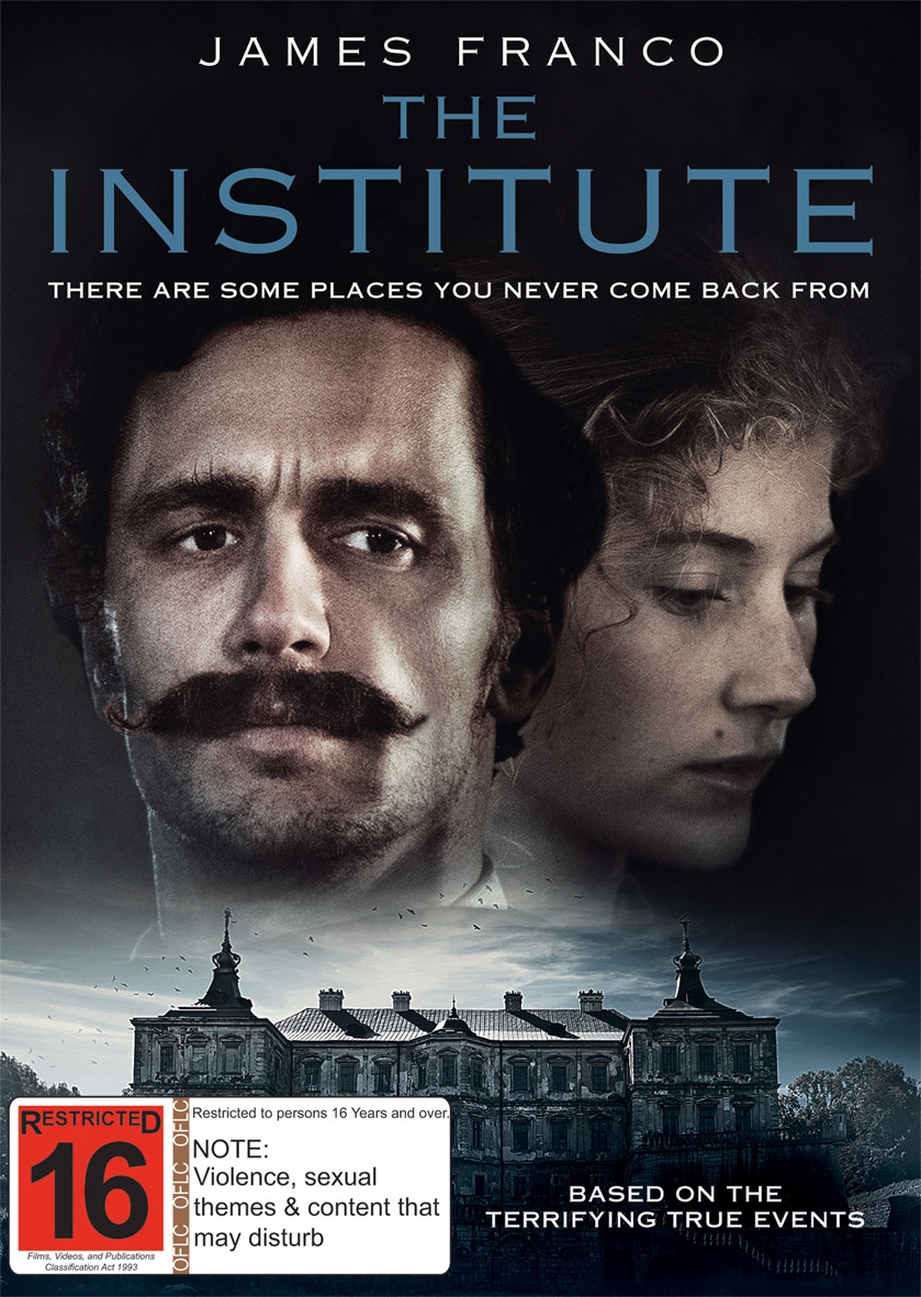 The Institute on DVD image