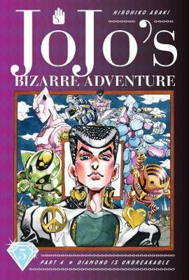 JoJo's Bizarre Adventure: Part 4--Diamond Is Unbreakable, Vol. 5 by Hirohiko Araki