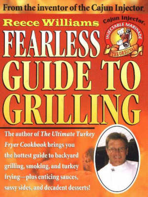 Fearless Guide to Grilling by Ray Williams image